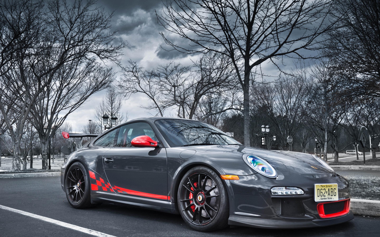 Tuning Porsche 911 Supercar
