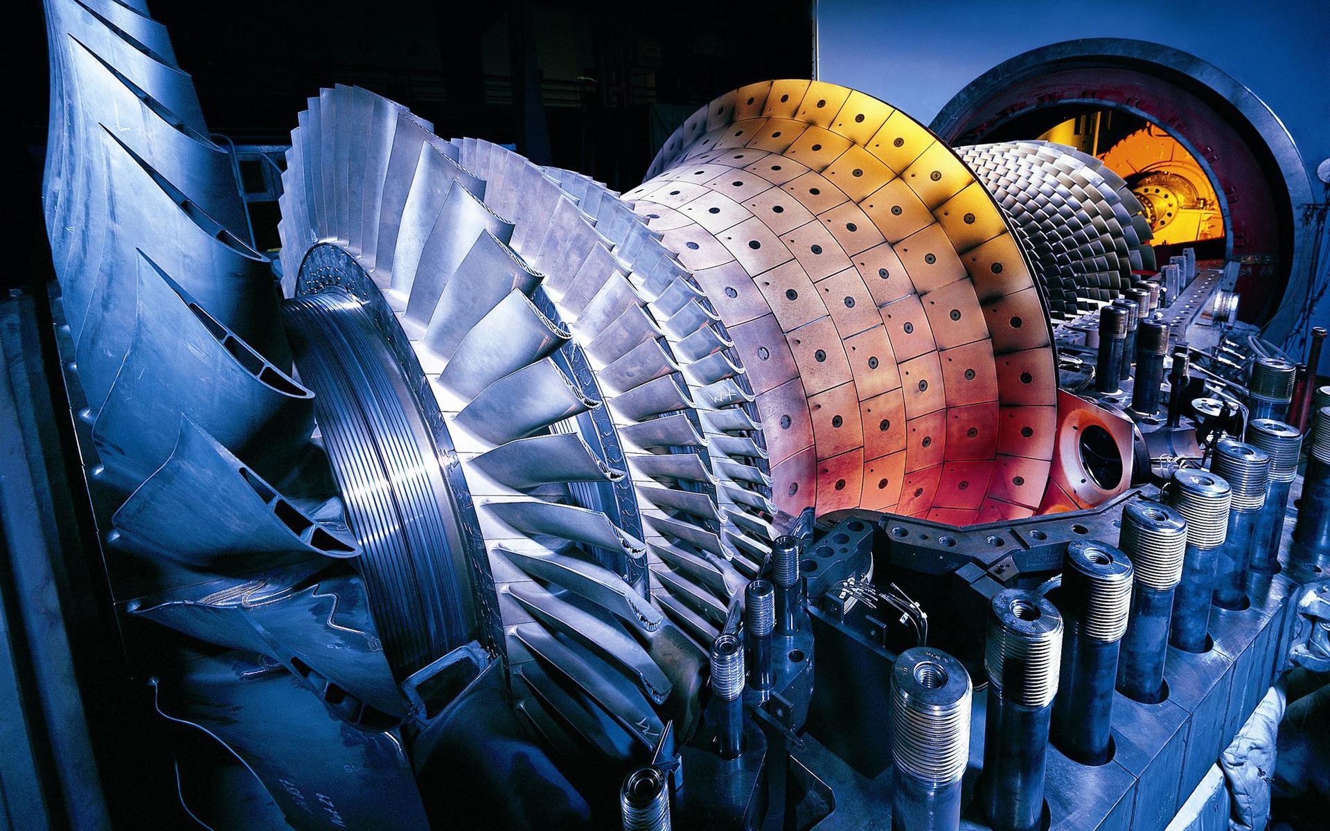 Turbine Wallpaper 42170 1920x1200 px