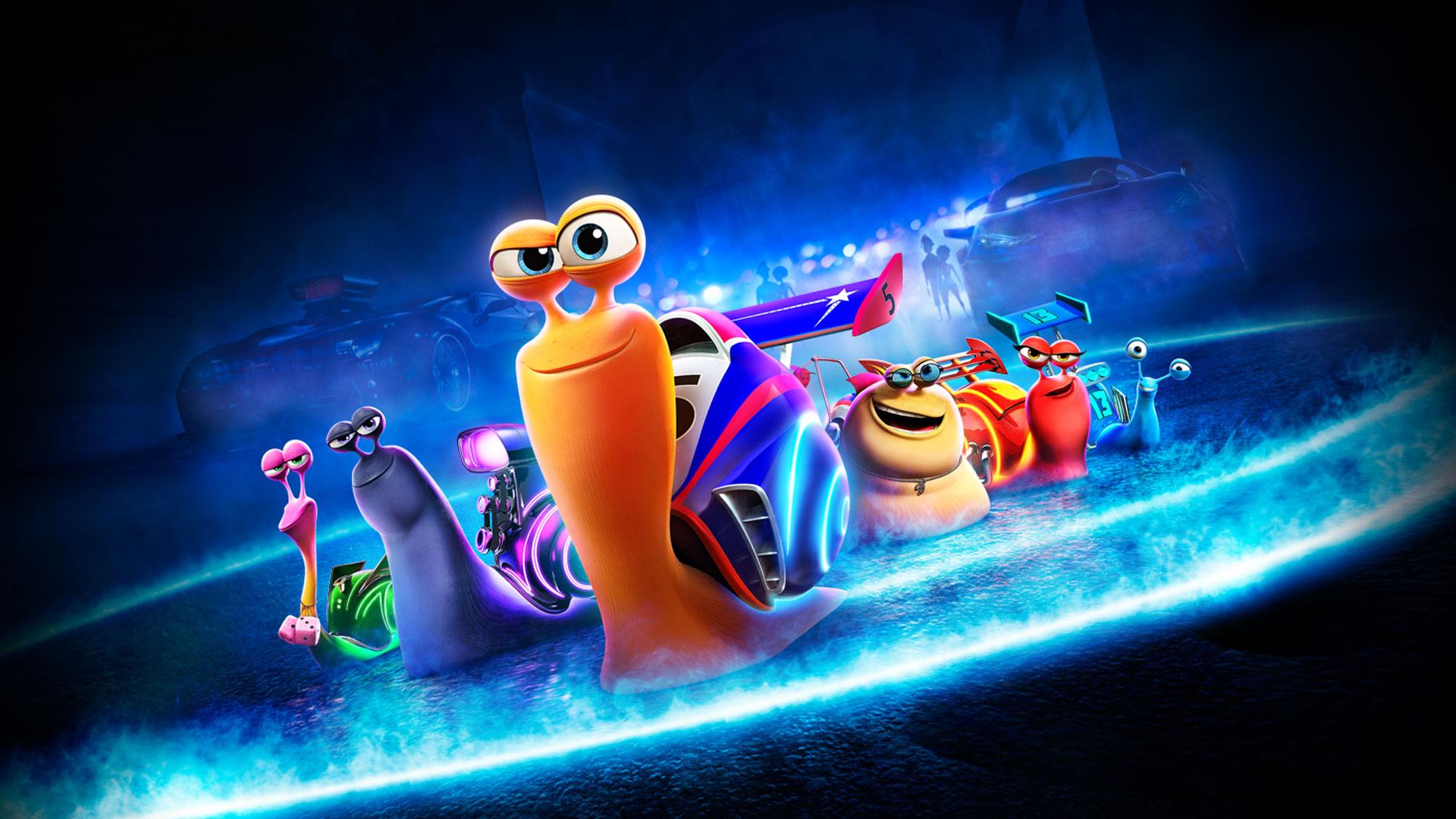 Turbo Movie Background