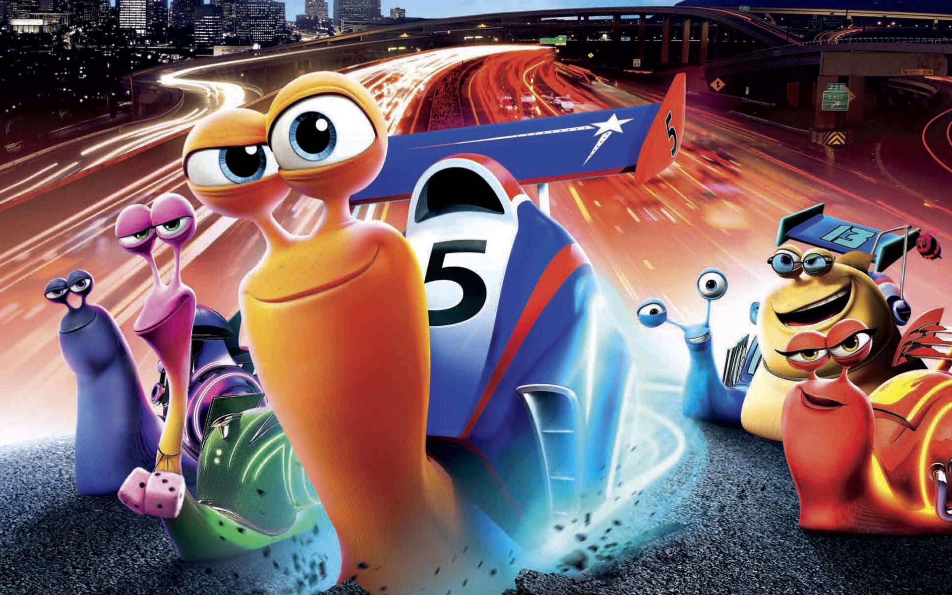 Turbo Movie Wallpaper