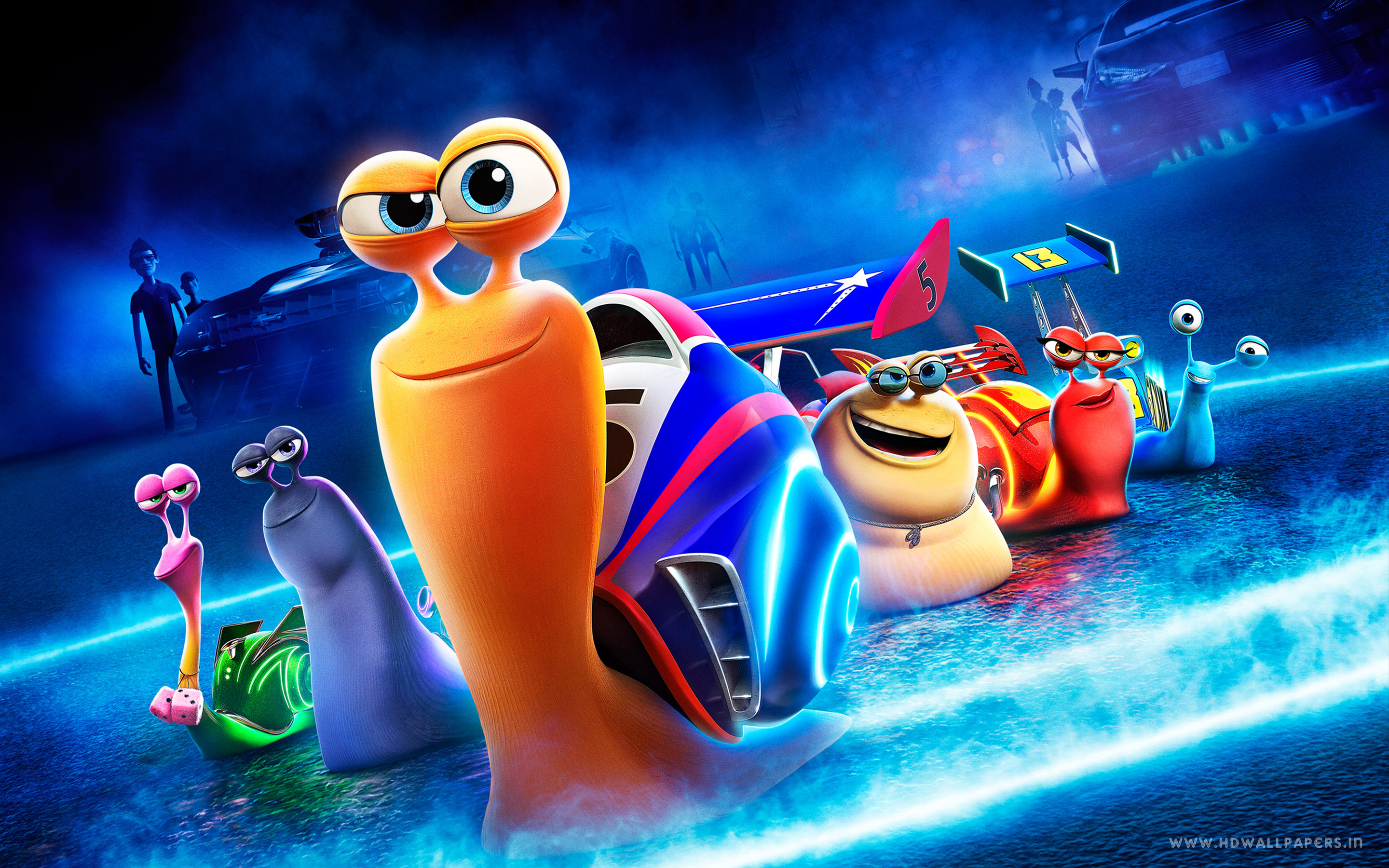 Turbo Movie Wallpaper HD