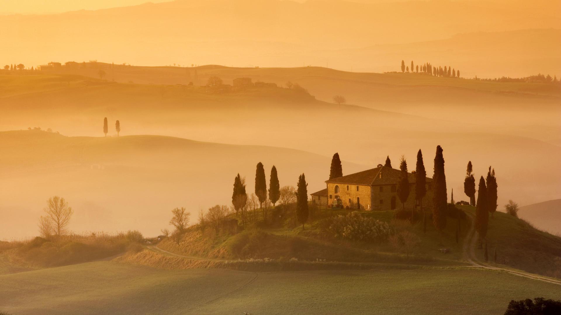 Tuscany Background 30325 1600x1000 px