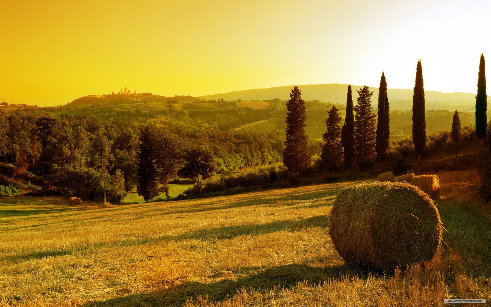 Free Nature wallpaper - Tuscany wallpaper - 1920x1200 wallpaper - Index 16