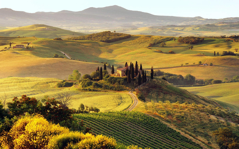 Tuscany, Italy HD Wallpaper. Download ...
