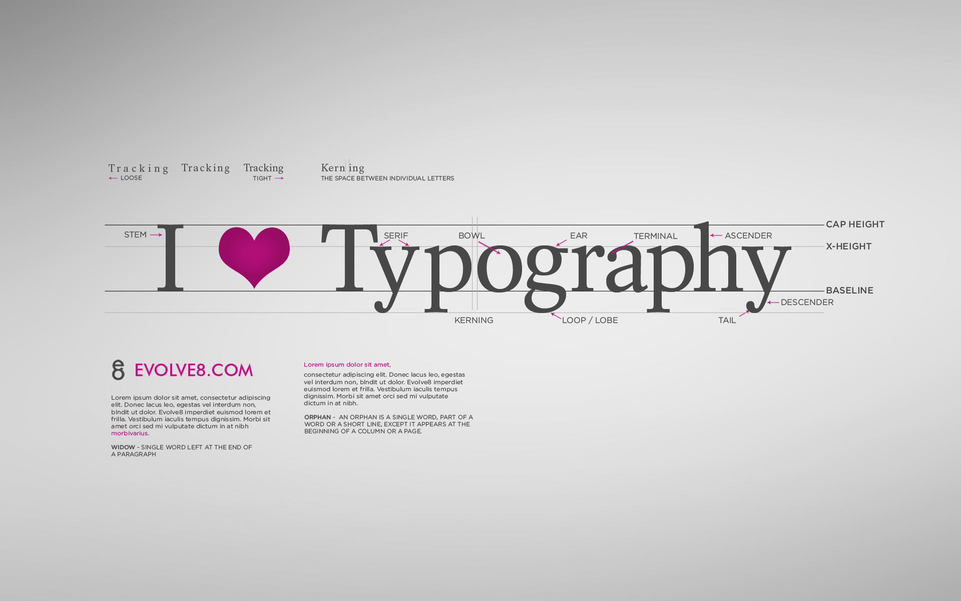 1920 × 1200 (The 45 Most Amazing Typography Wallpapers)