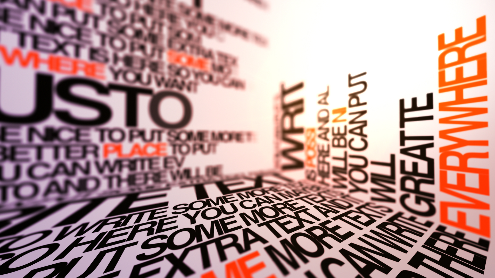 MART typography wallpaper v by Milenist on