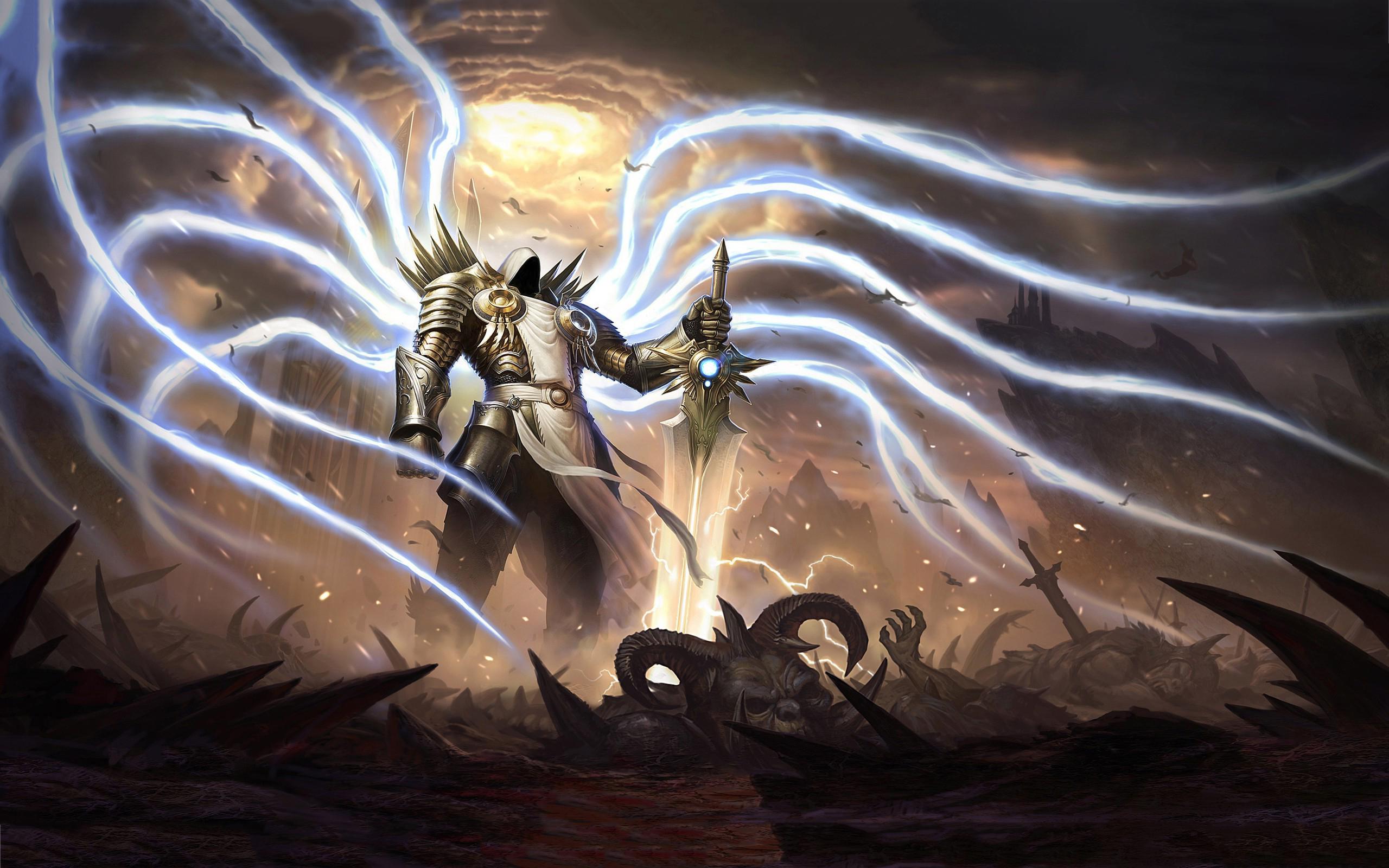 Tyrael archangel