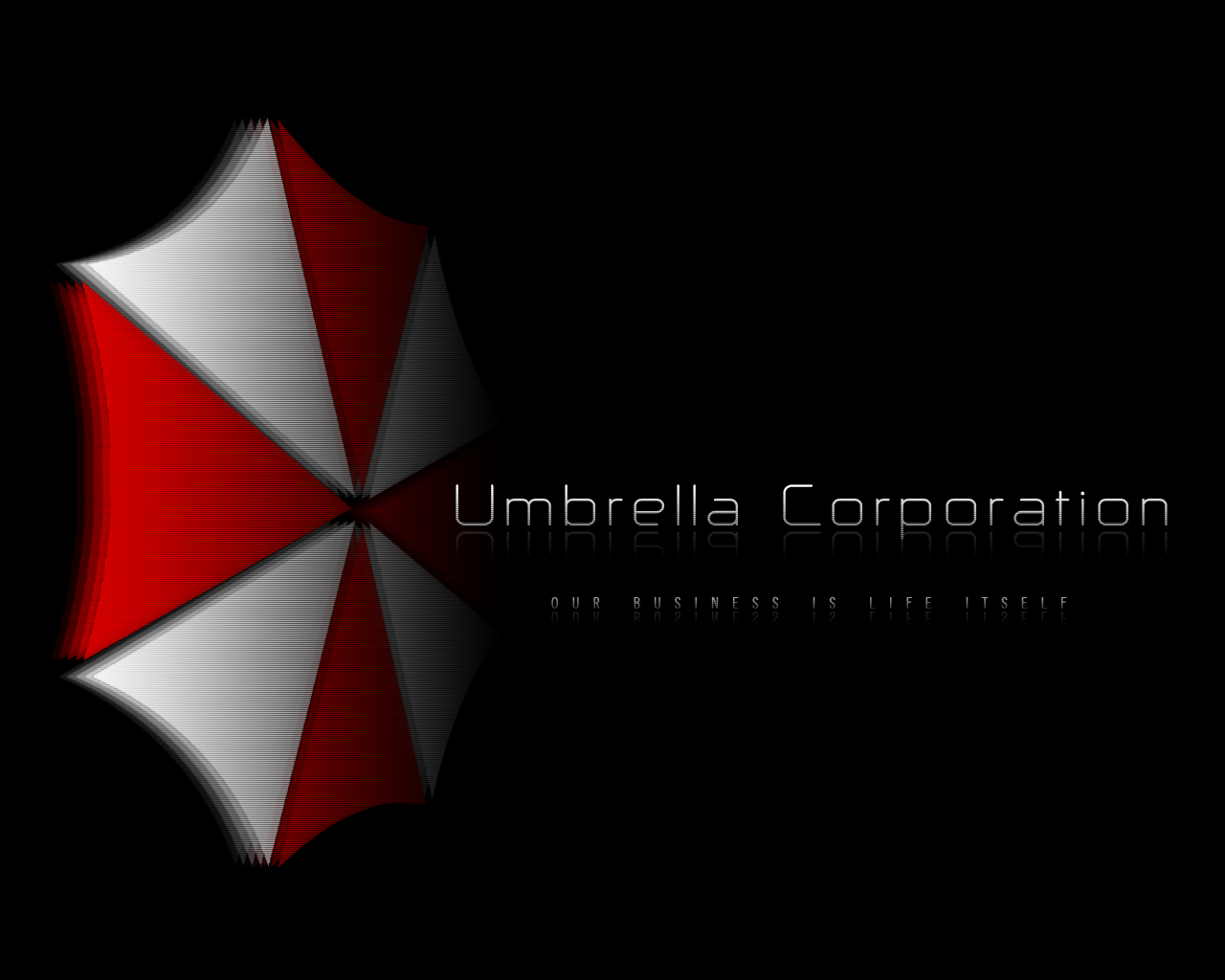Umbrella Corp Wallpaper 01 by Disease-of-Machinery