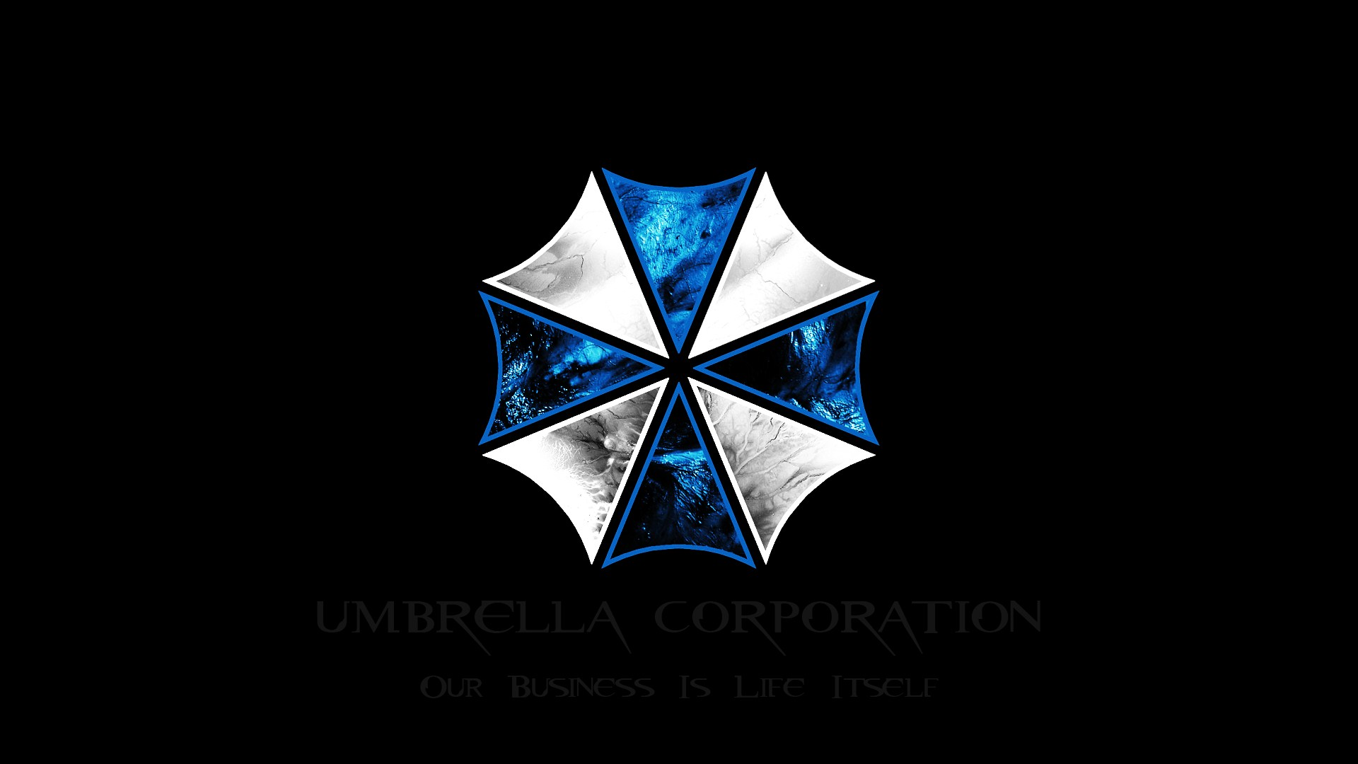 Umbrella Logo Art