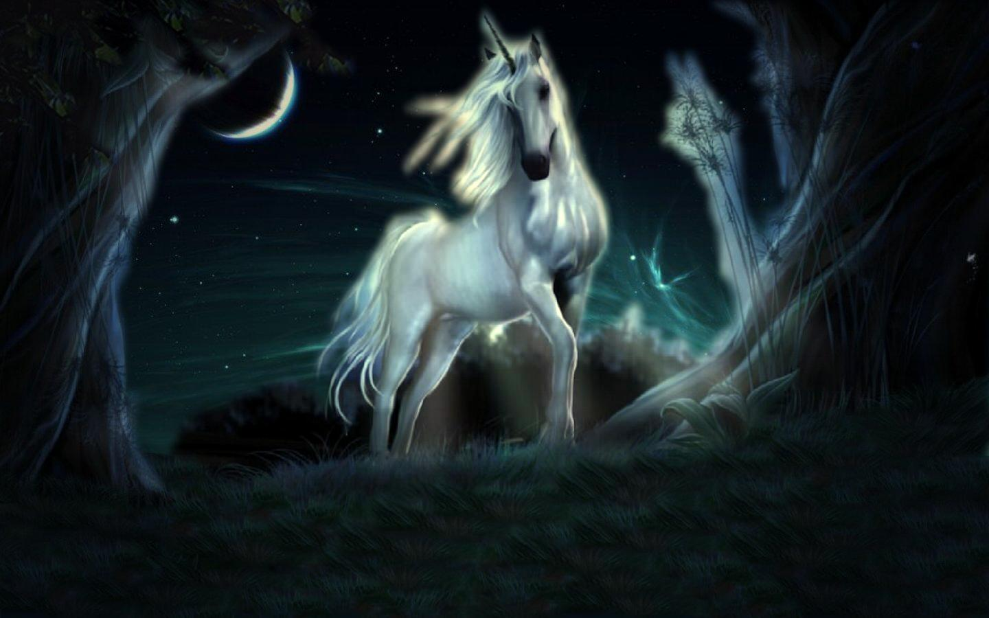 HD Wallpaper | Background ID:288281. 1440x900 Fantasy Unicorn