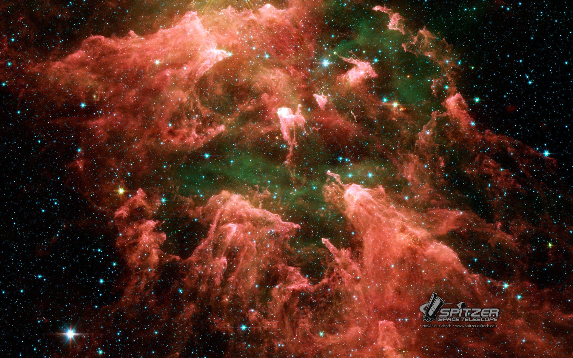 Universe carina nebula