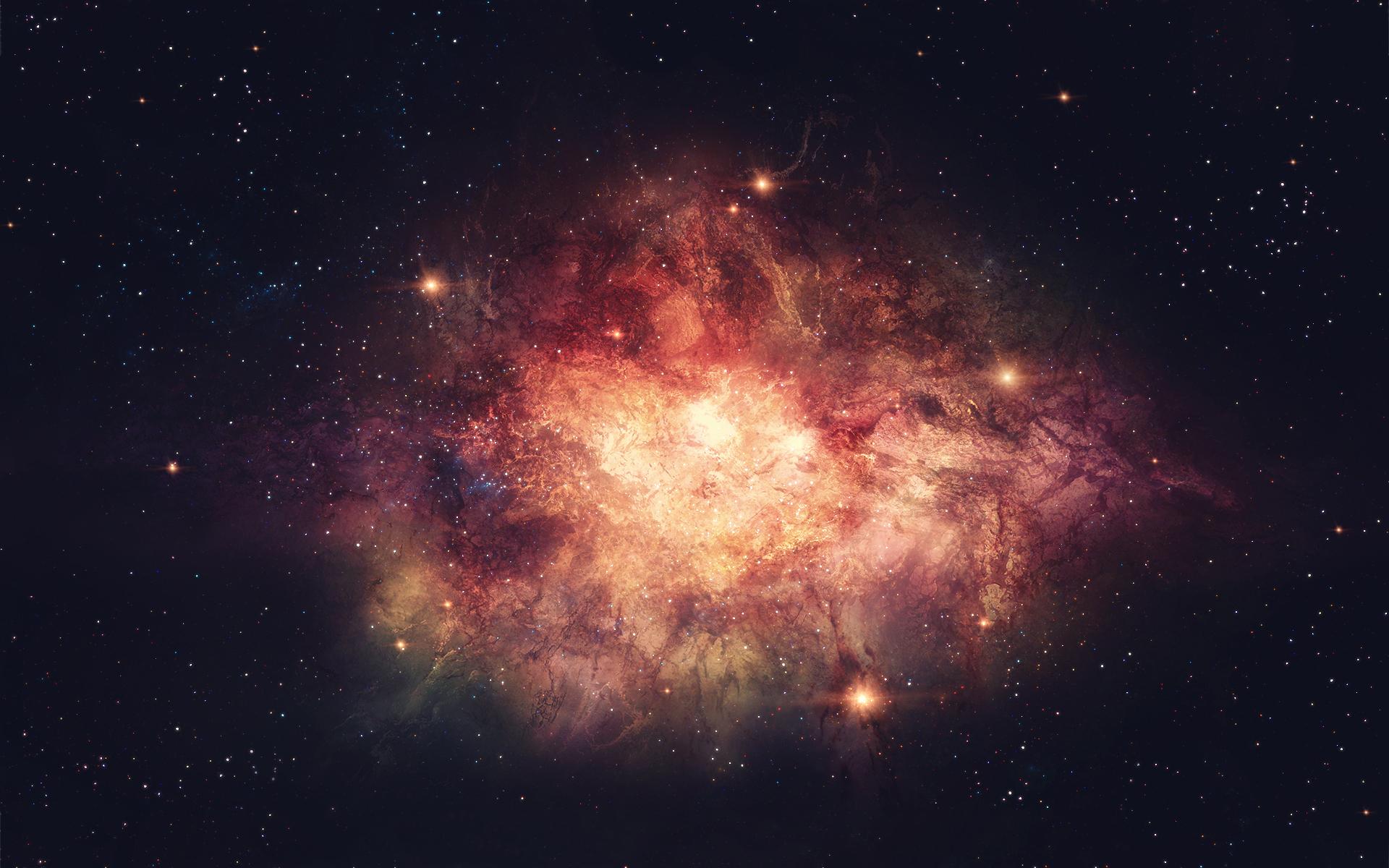 Universe nebula