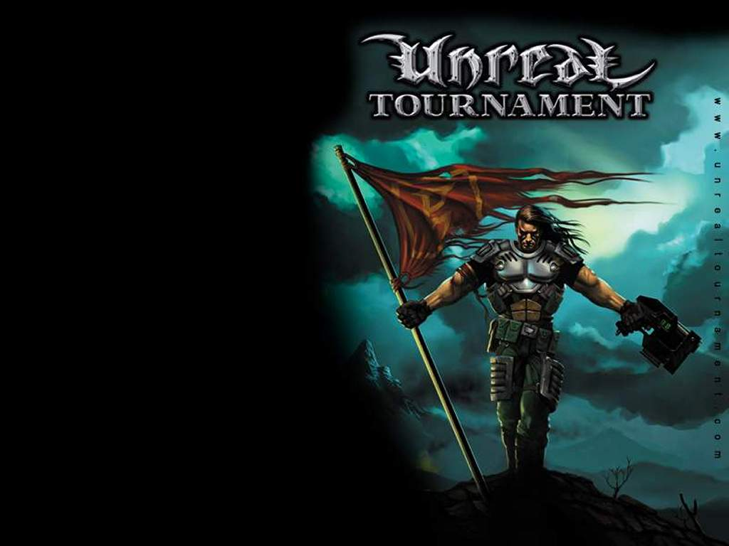 Unreal Tournament Wallpaper 1024x768 7769