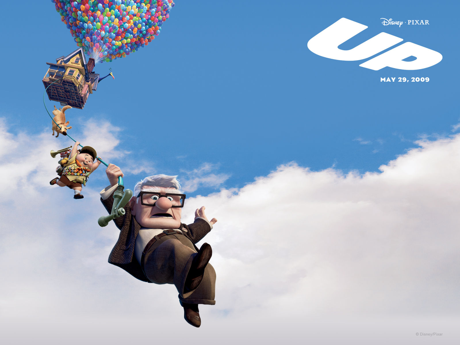 Check the awesome collection of UP the movie wallpapers.