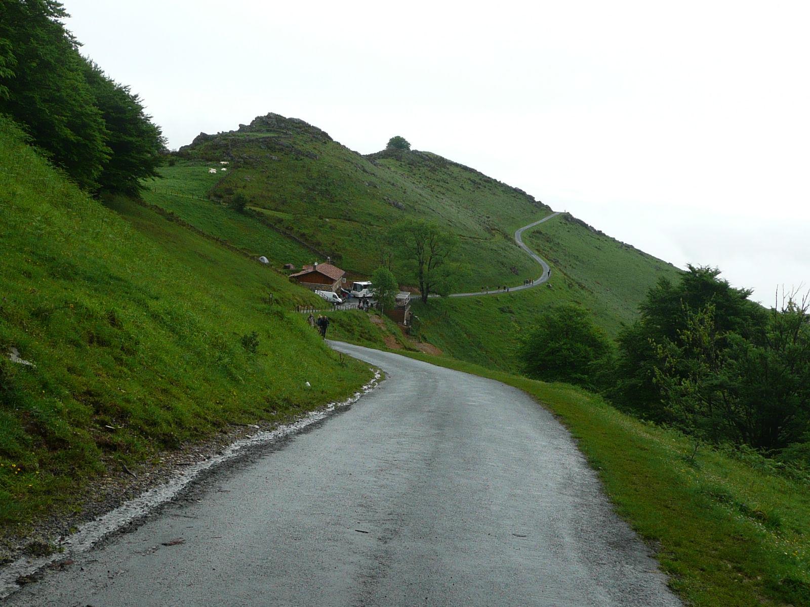 Uphill Wallpaper
