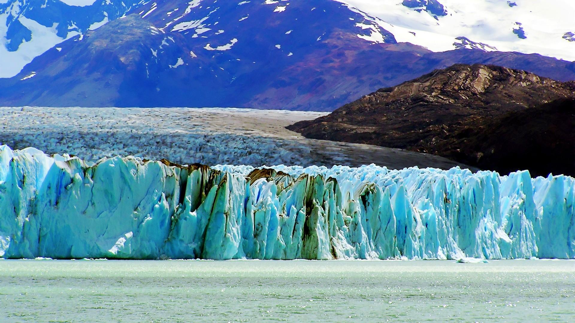 Upsala glacier argentina