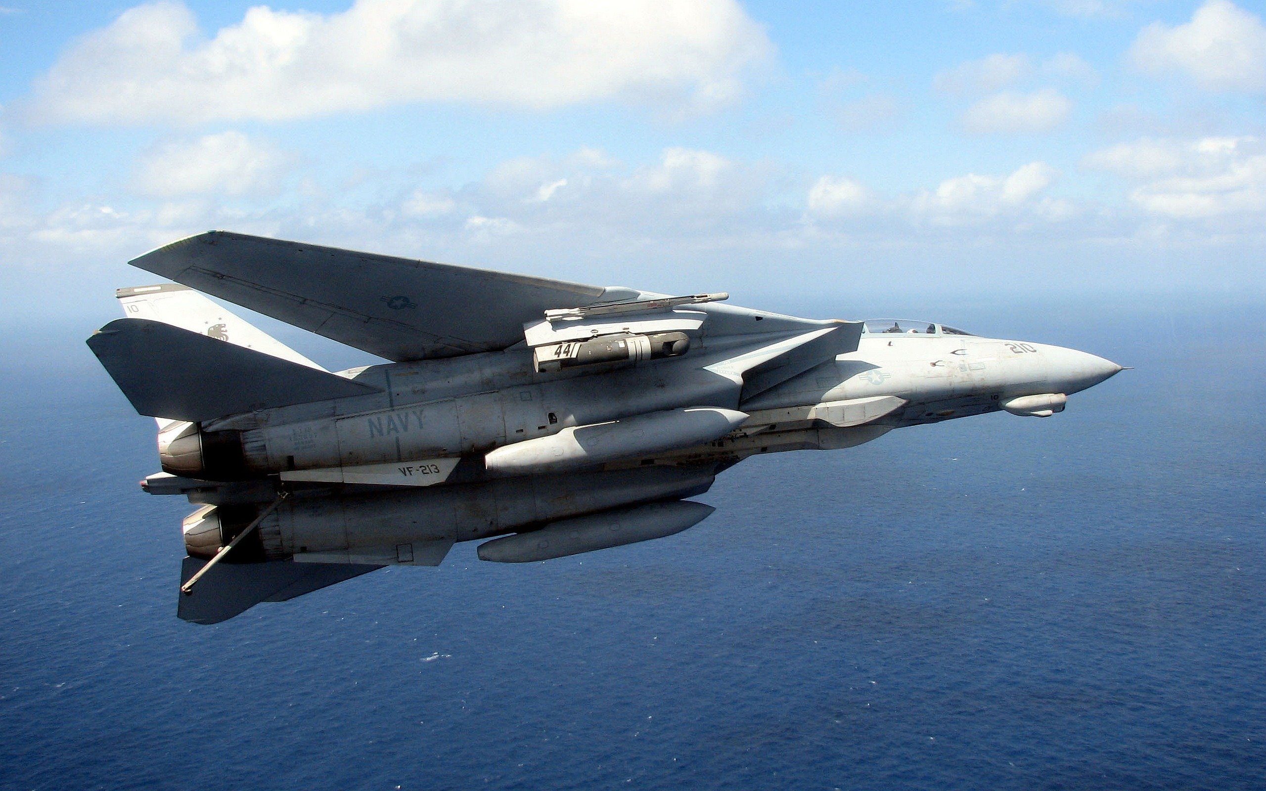 US Navy F14 Tomcat