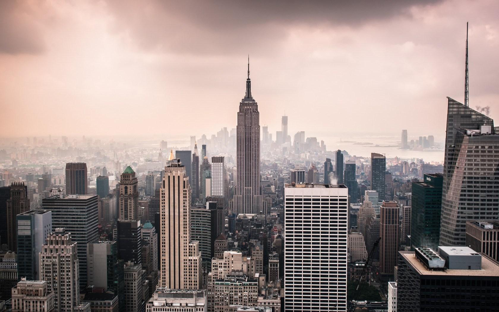 New York City Manhattan Empire State Building Photo