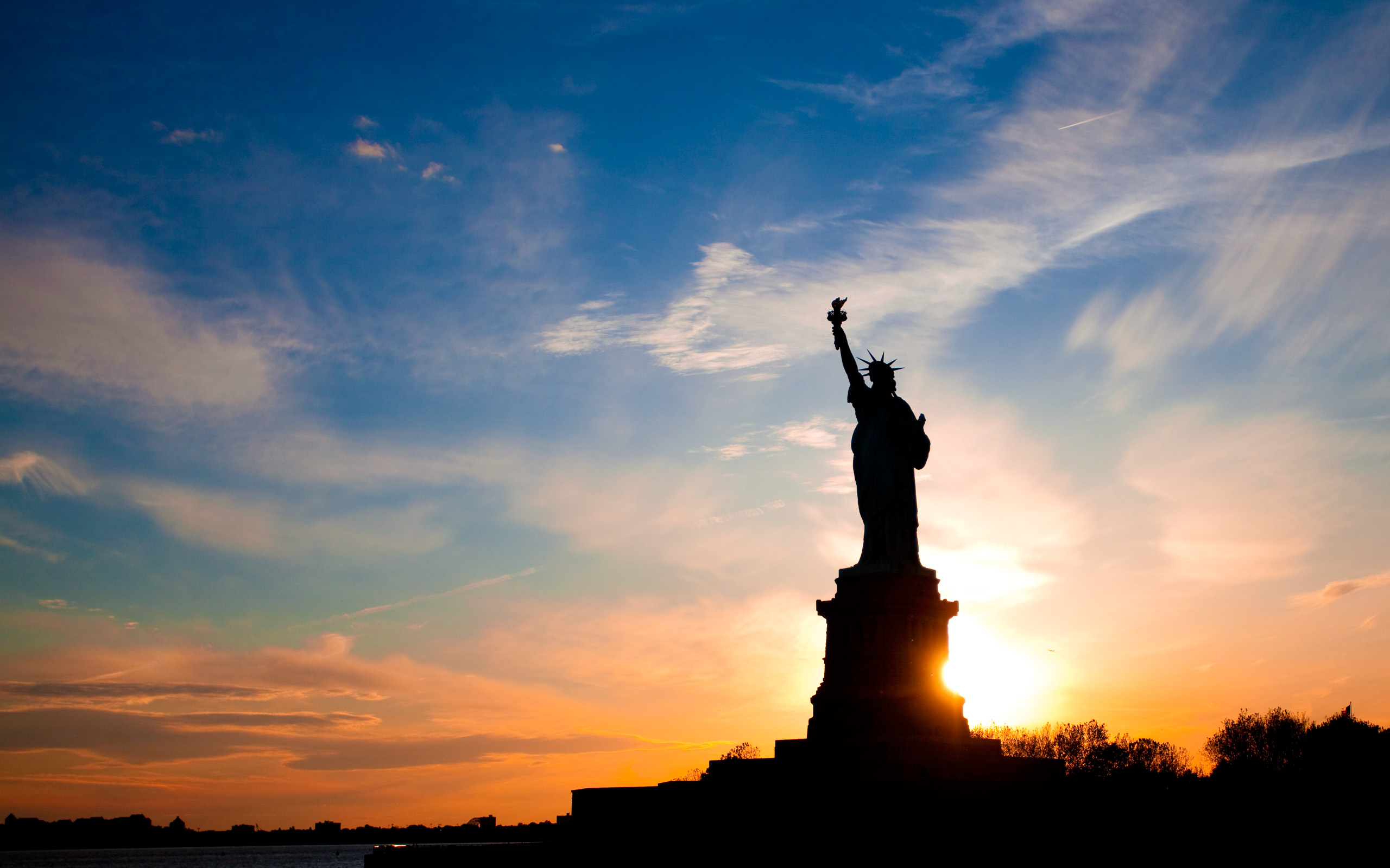 Statue Of Liberty USA wallpaper
