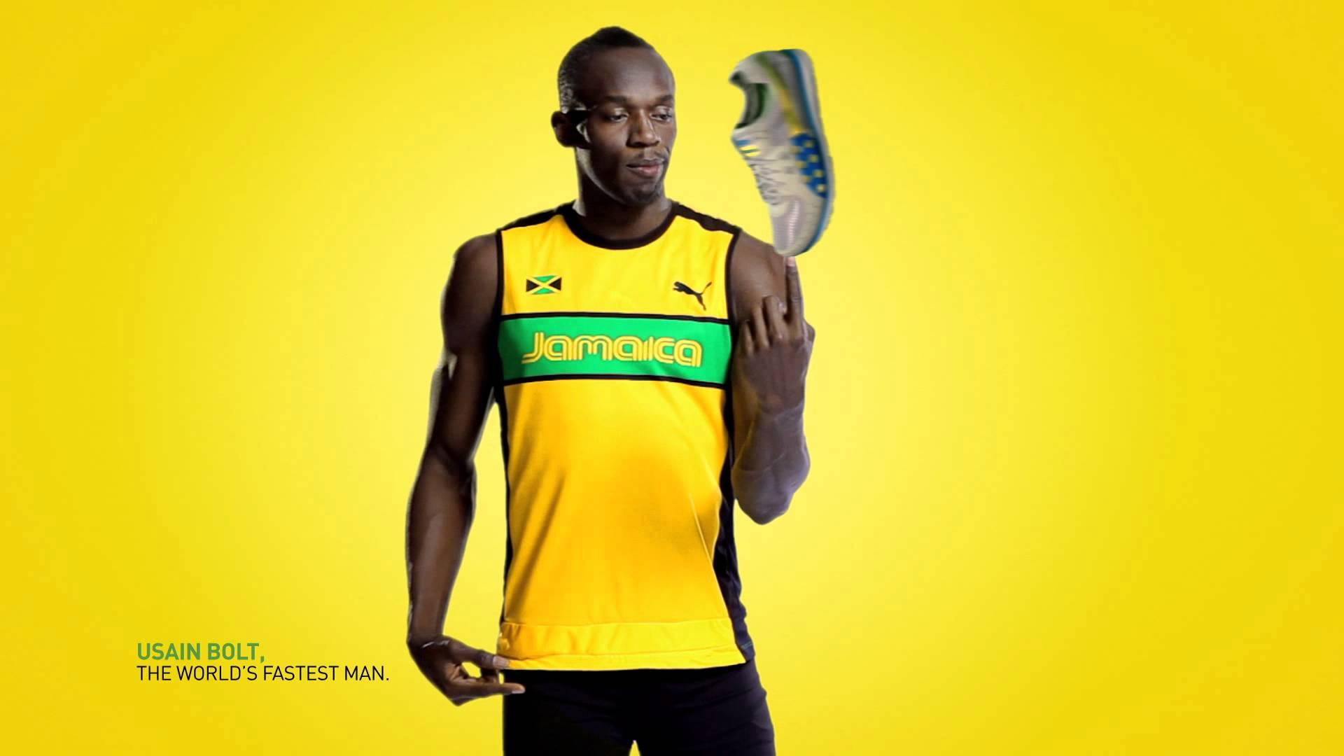 Usain Bolt- Faas 300- Spin