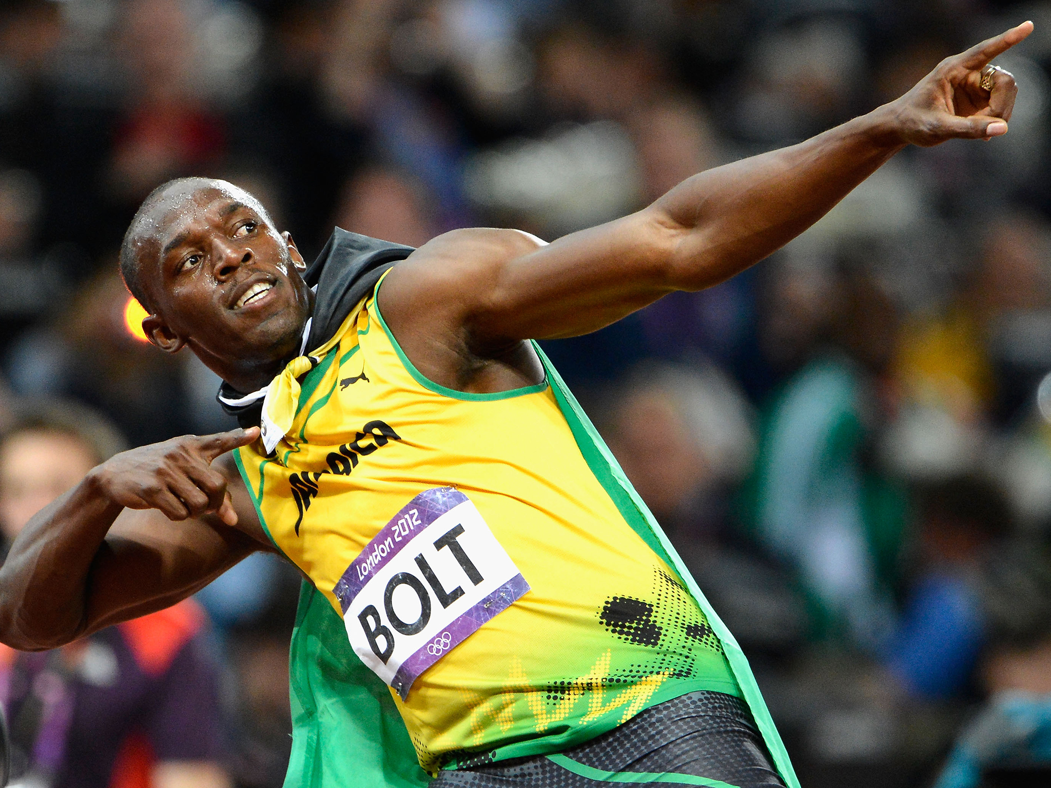 Usain Bolt is allegedly the world's worst neighbour as well as fastest man - People - News - The Independent