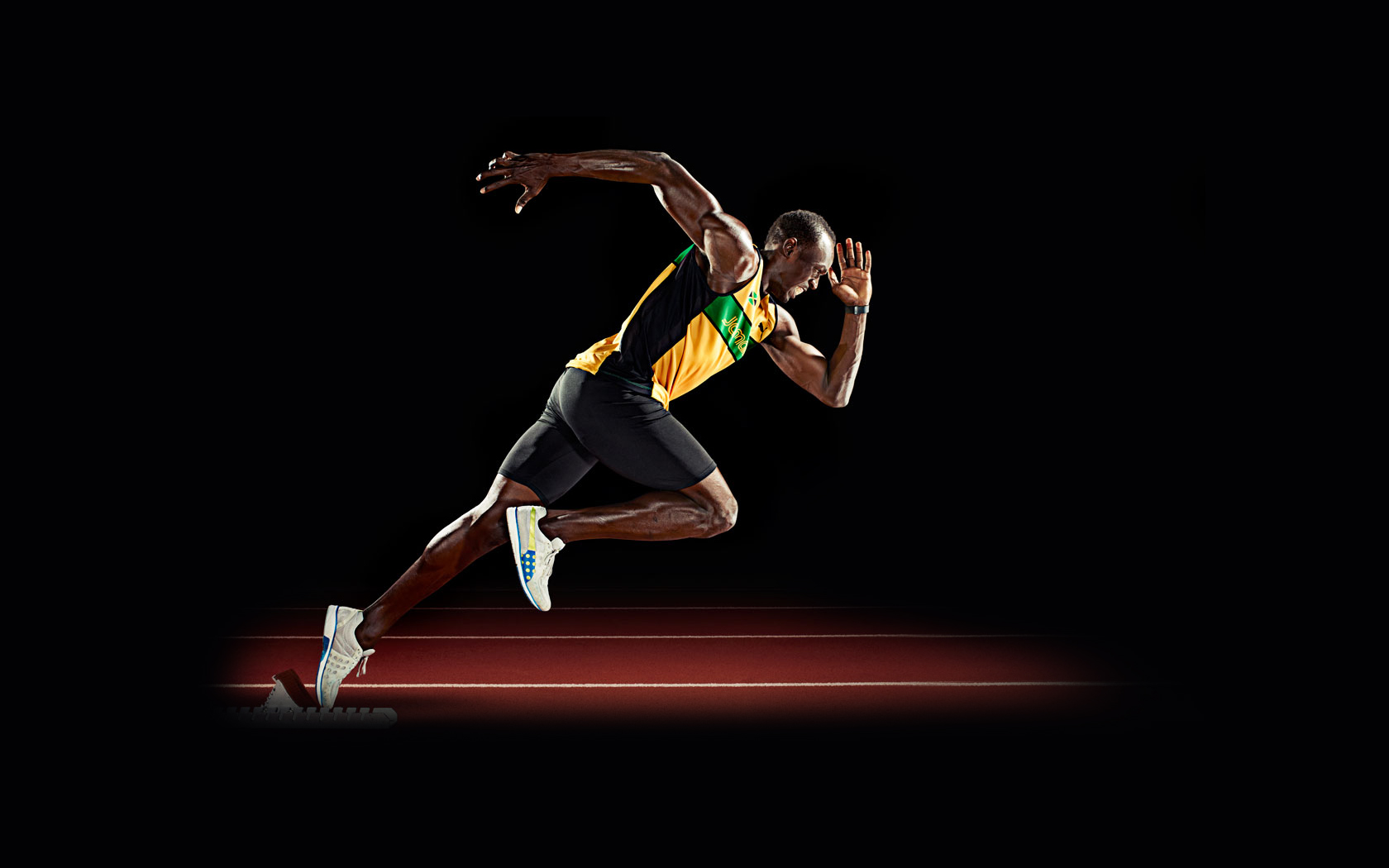 usain bolt new images