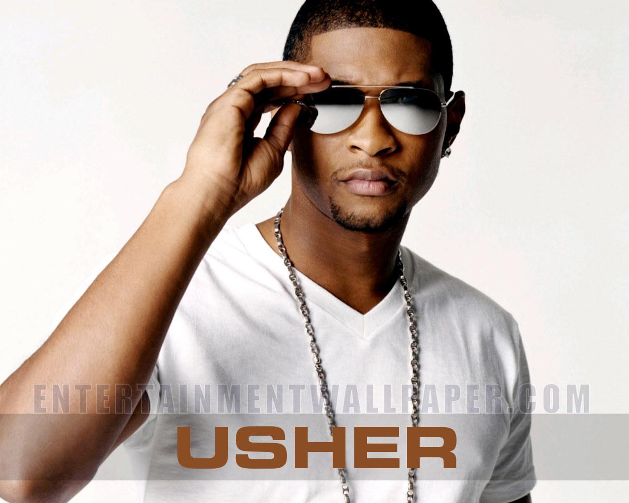 Usher Wallpaper