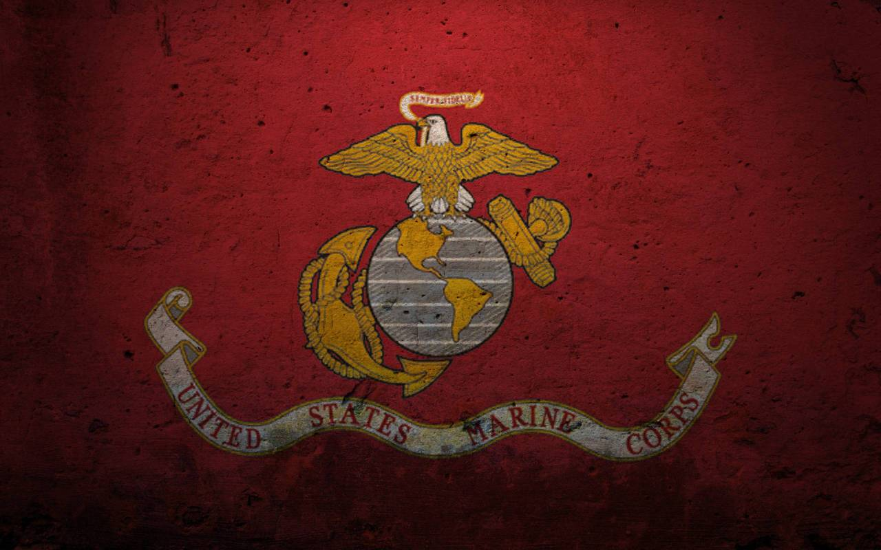 1280x800 USMC Marine wallpaper