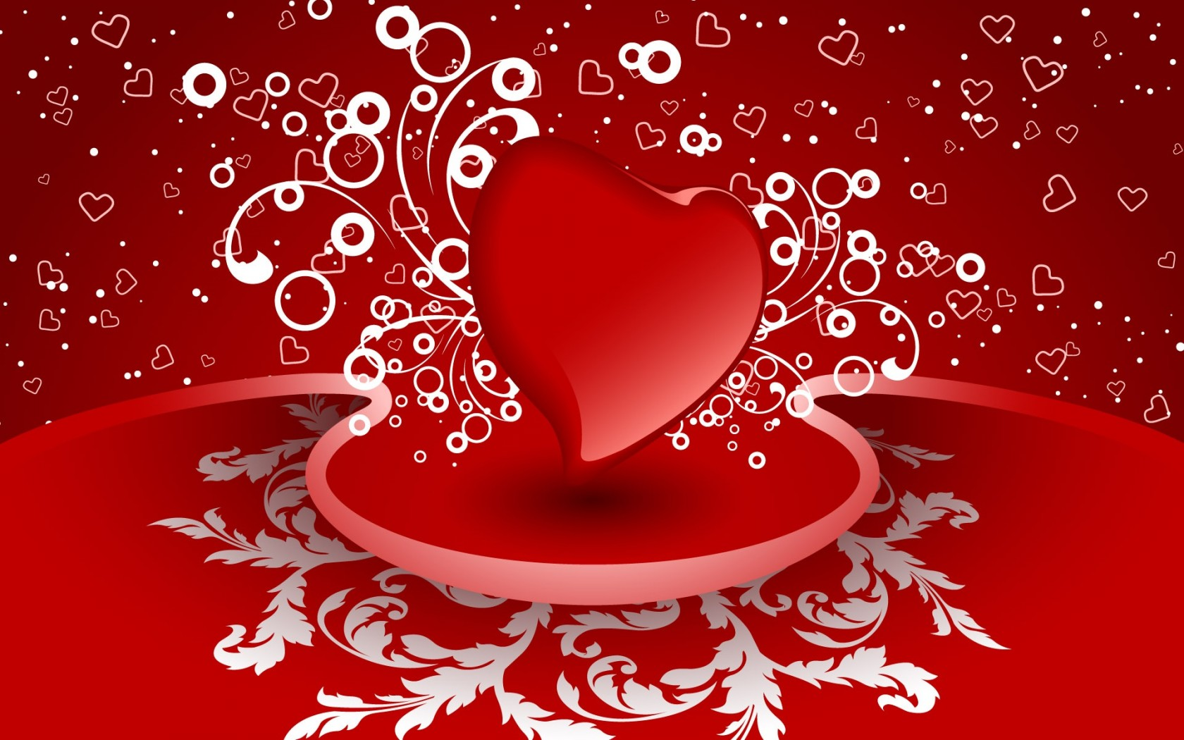 Of valentine b... Valentine Background Vector valentine background