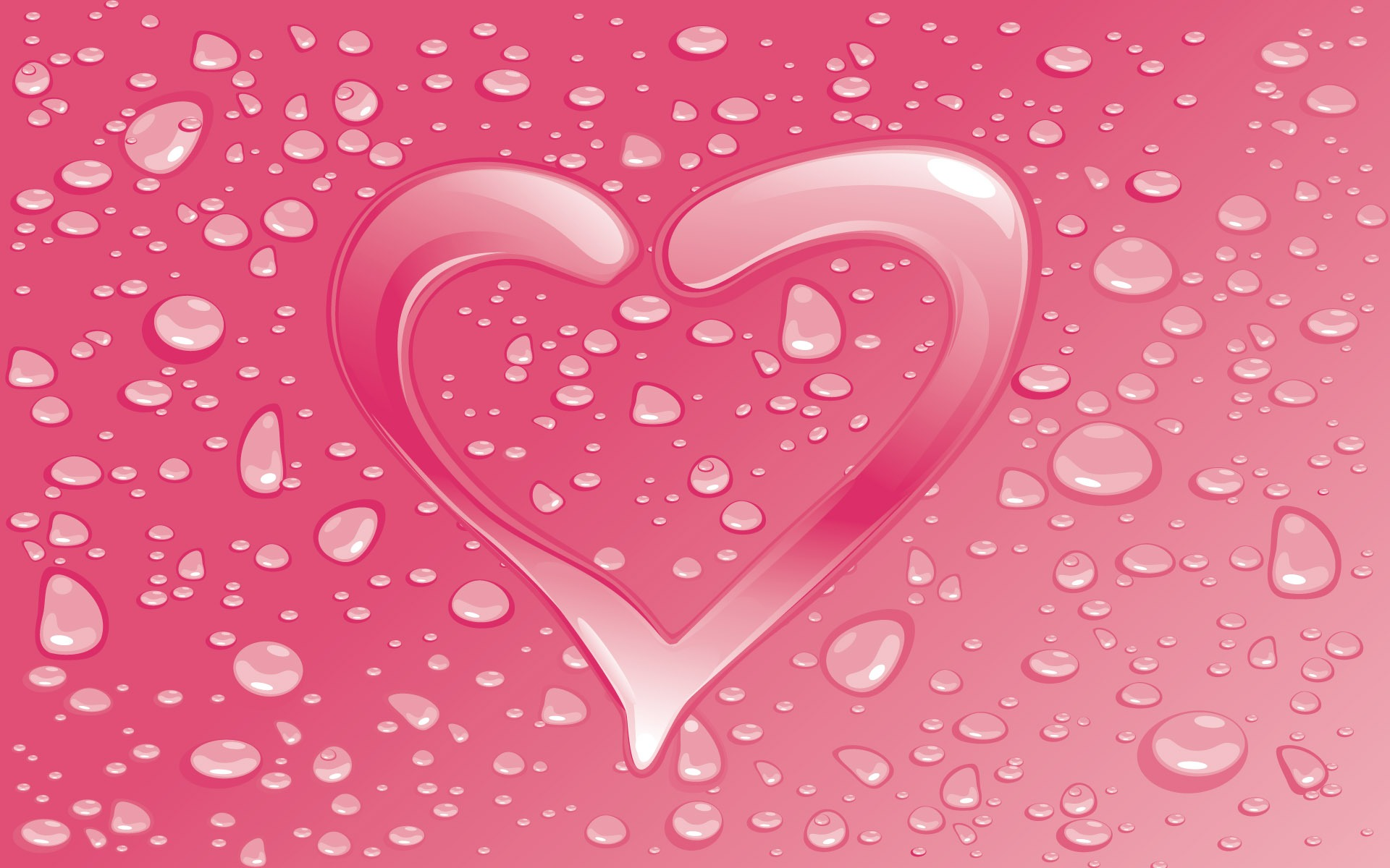 Valentines Wallpaper Screensavers Pink Color 7301