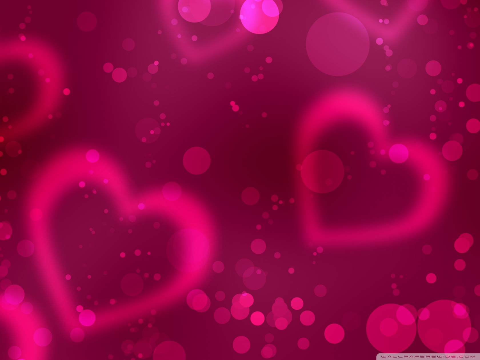New Year Christmas Candy Heart wallpaper | 1680x1050 | #26542