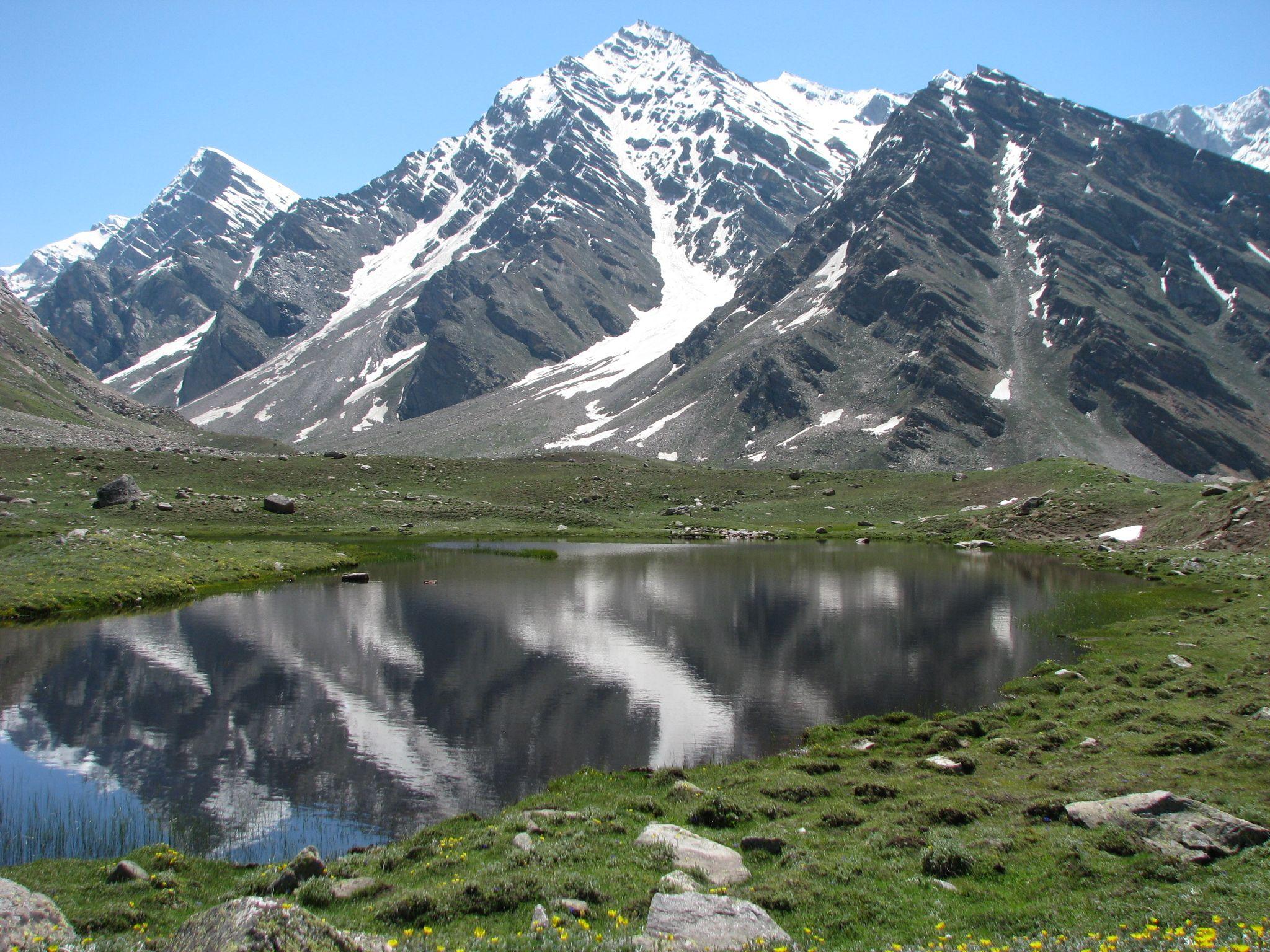 Miyar lahul valley 1024x768 Miyar valley