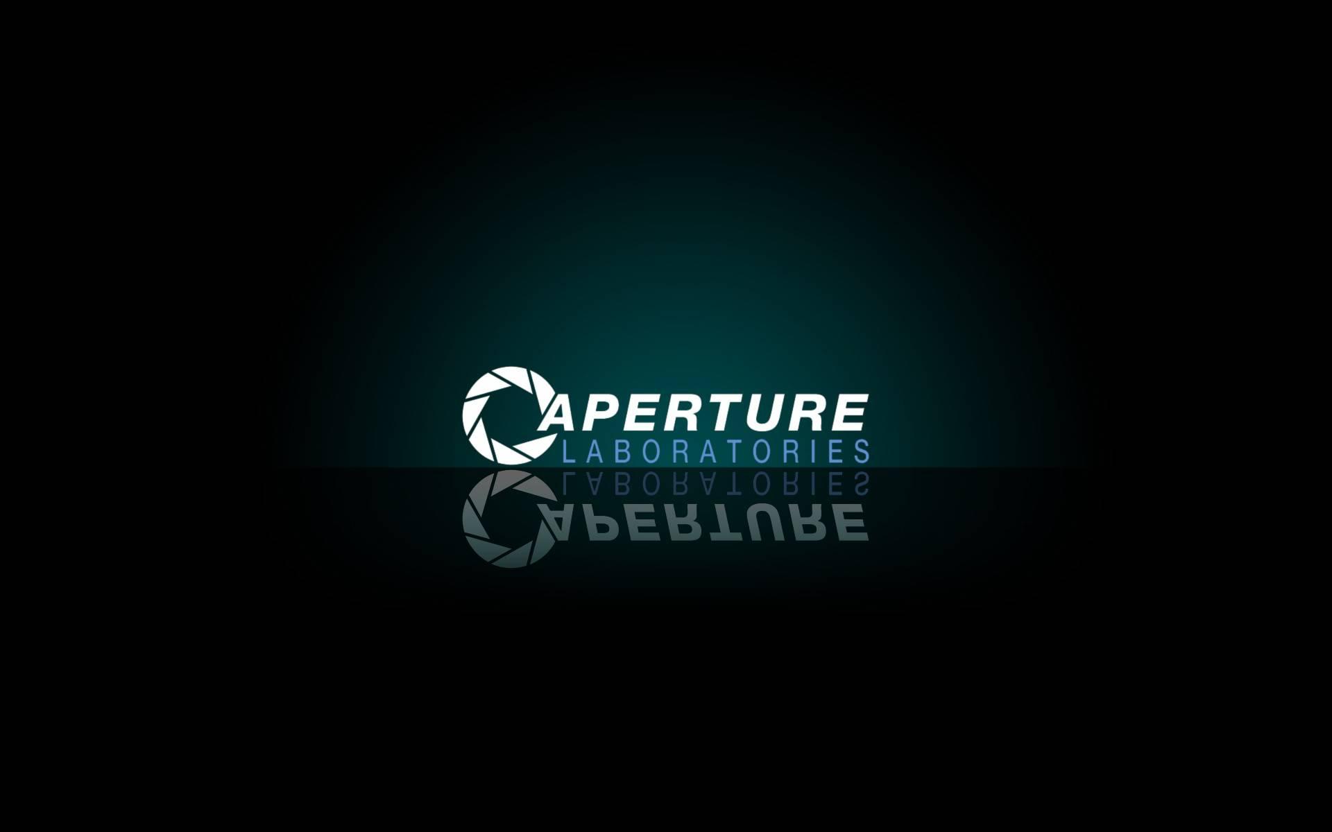 ... valve-portal-aperture-laboratories-wallpaper ...