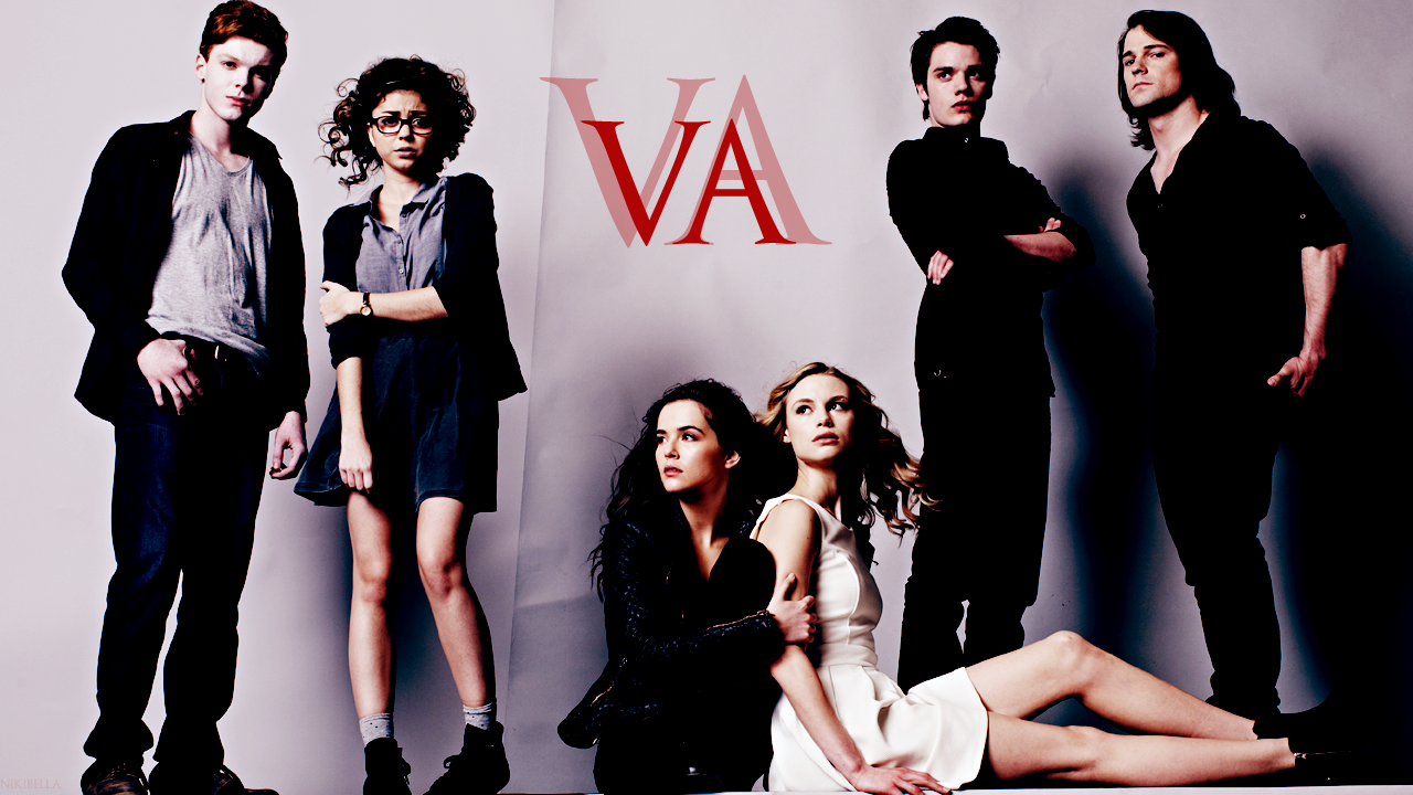 The Vampire Academy Blood Sisters Vampire Academy wallpaper