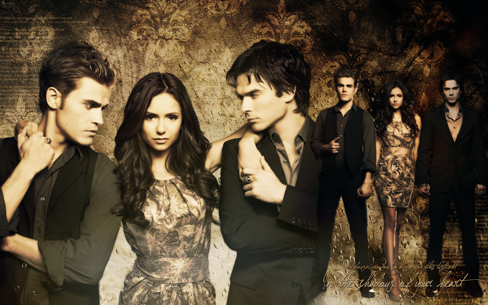 HaleyDewit The Vampire Diaries