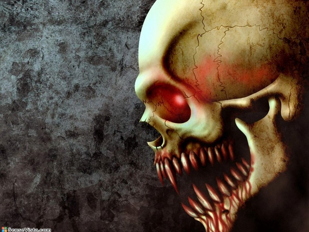 Download Wallpaper Vampire Teeth Dogtooth Grin