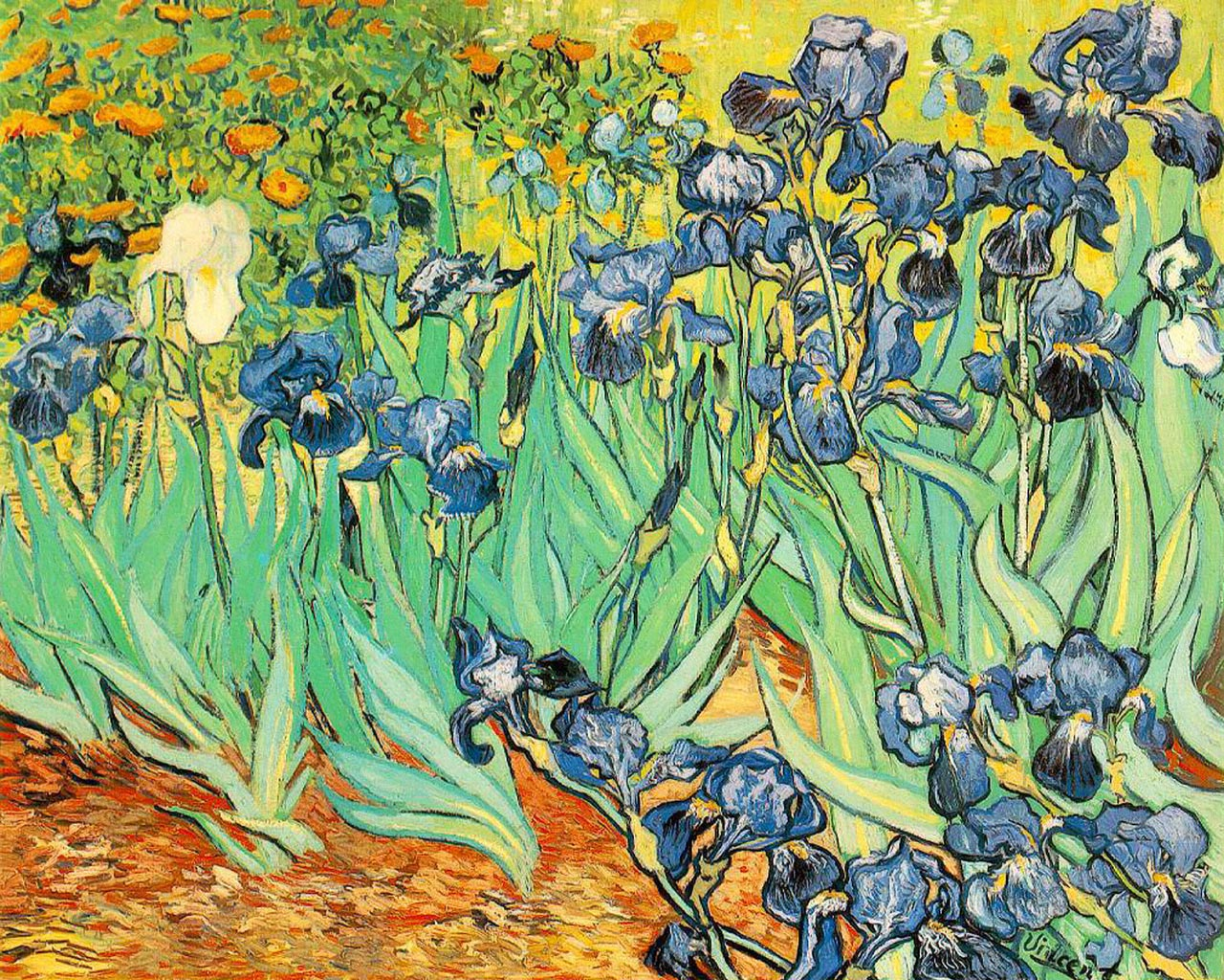 ... Van Gogh Wallpaper