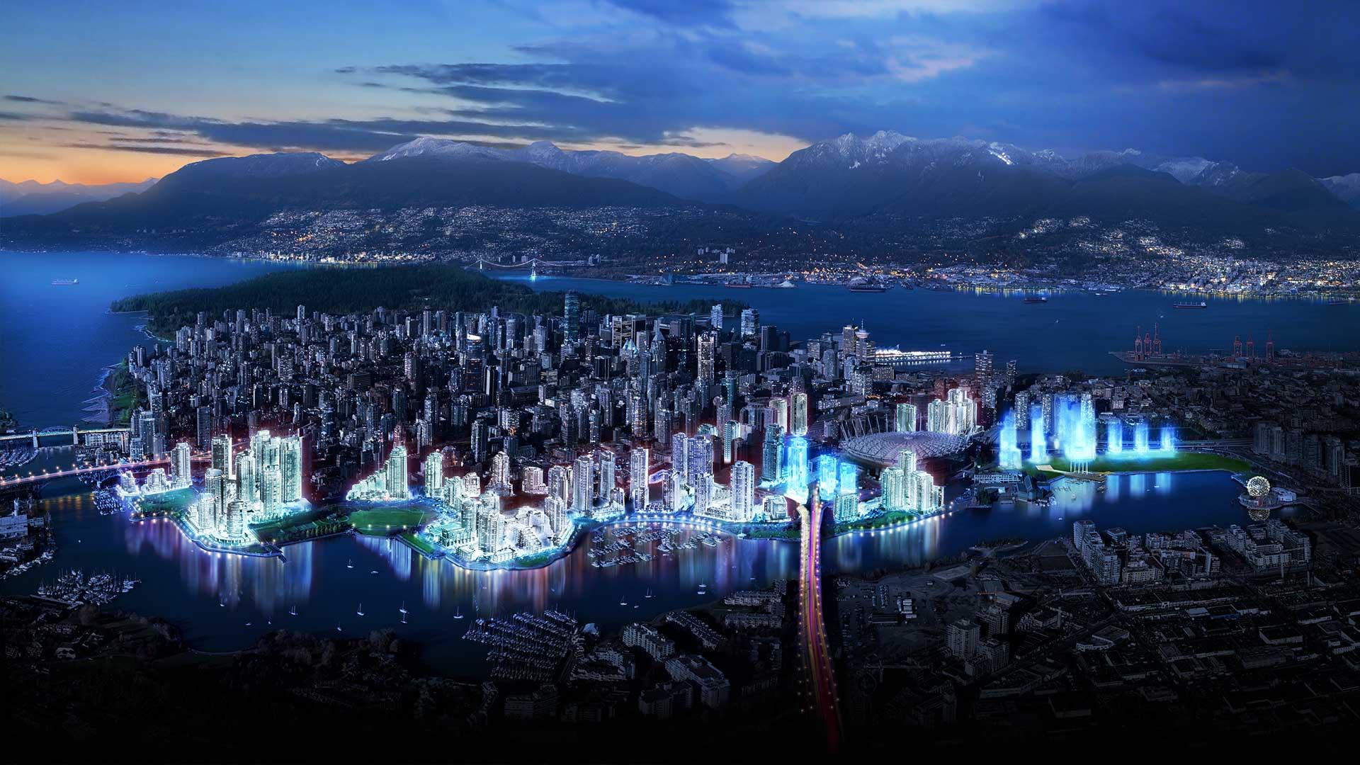 Vancouver Wallpaper 1920x1080 65896