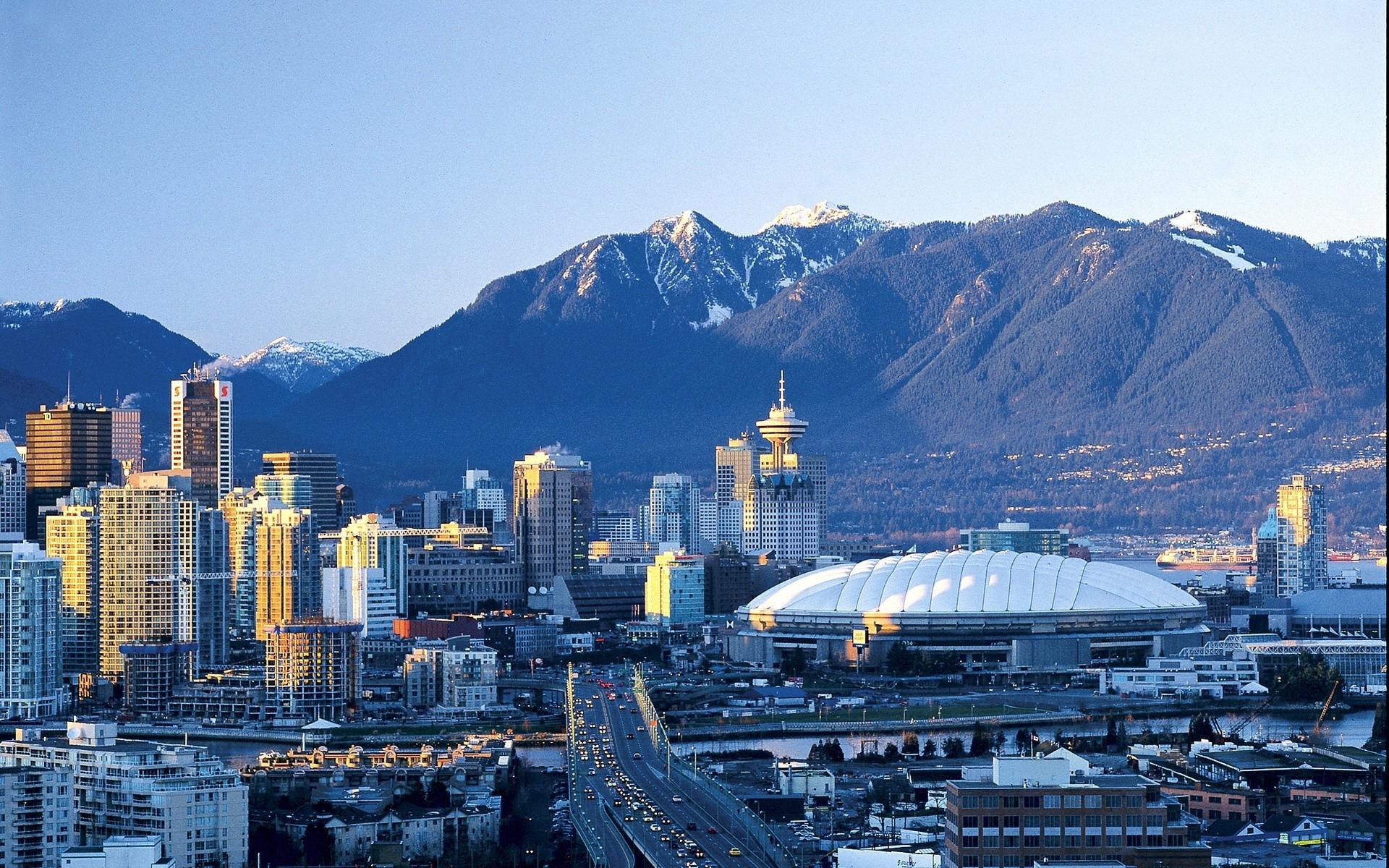 Man Made - City Vancouver Wallpaper