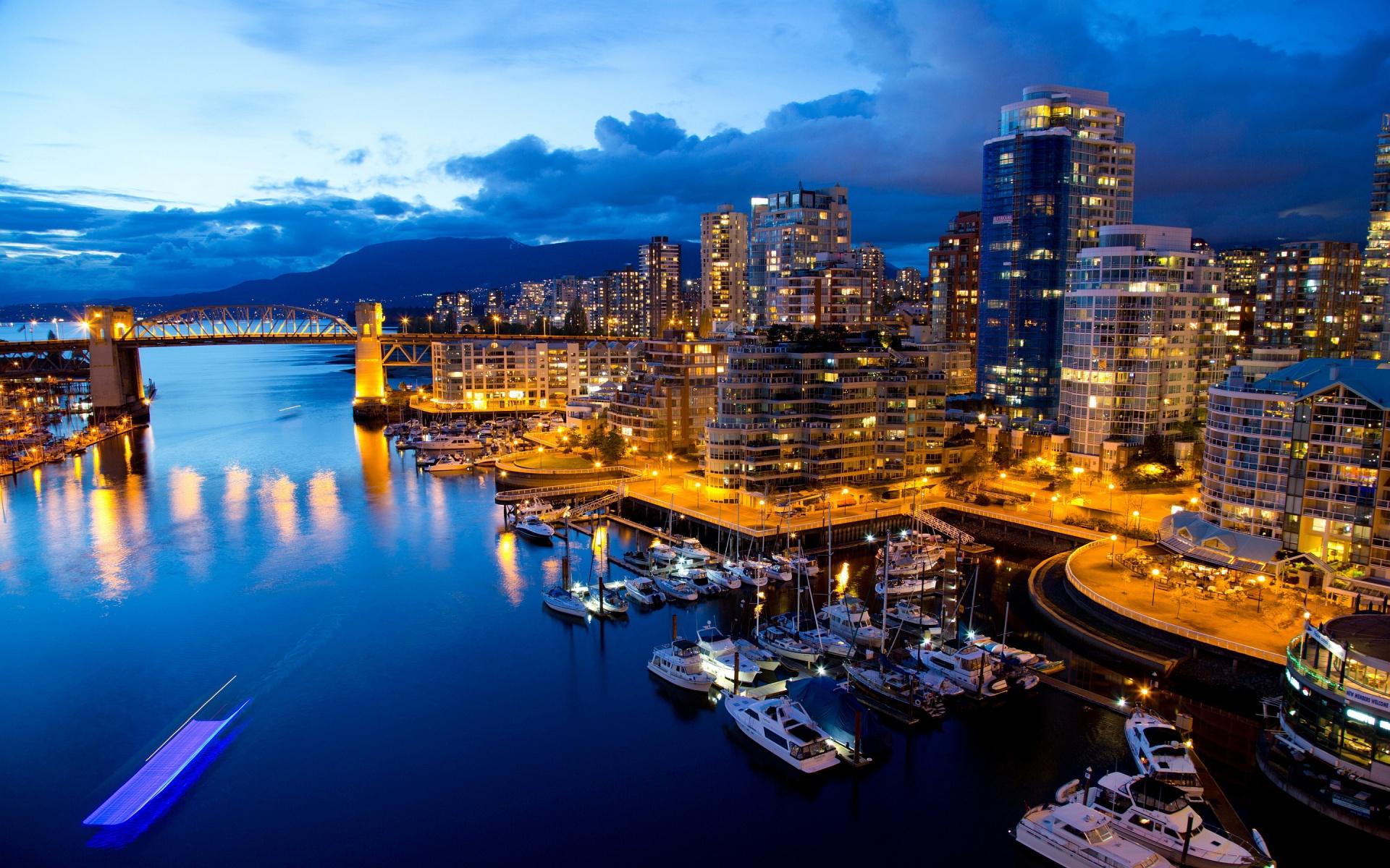 Vancouver Pier
