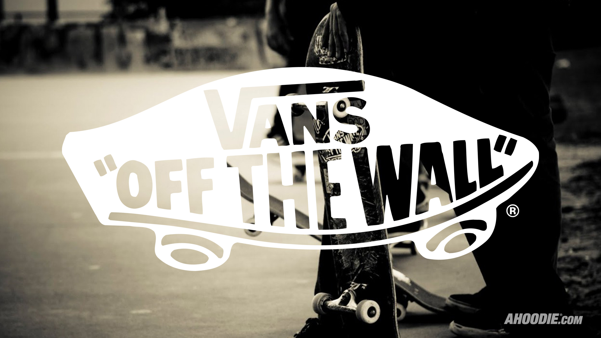 Vans Logo 17 Wallpaper HD