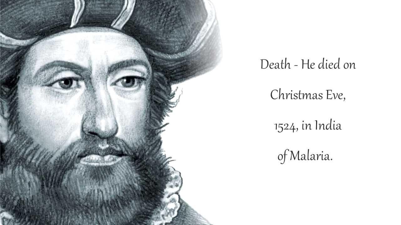 Vasco da Gama - Explorer