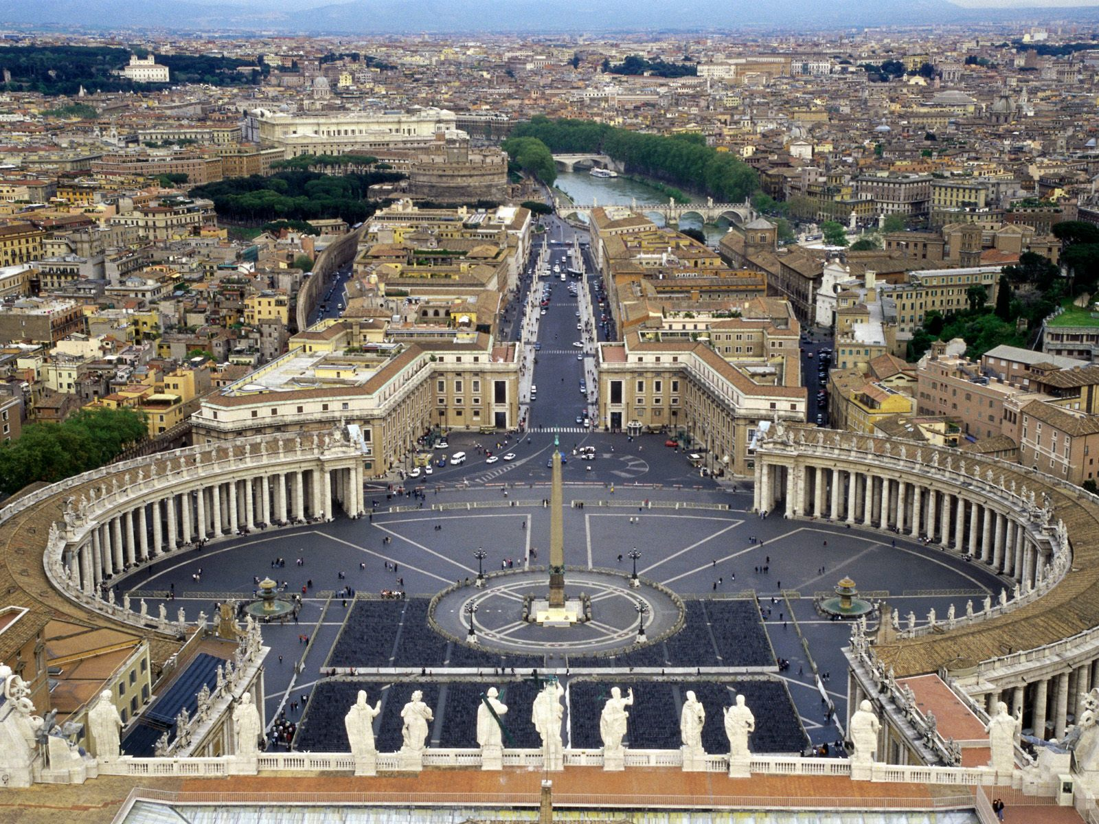 Vatican City. City in Europe