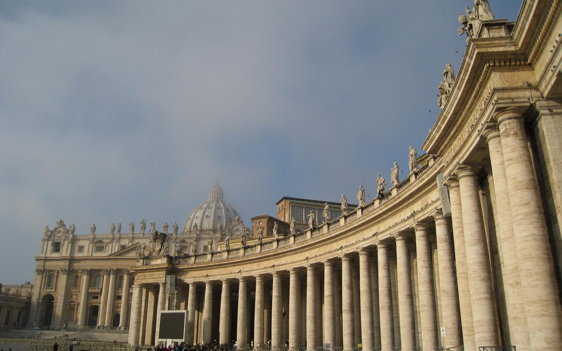 Vatican City 8 HD Image