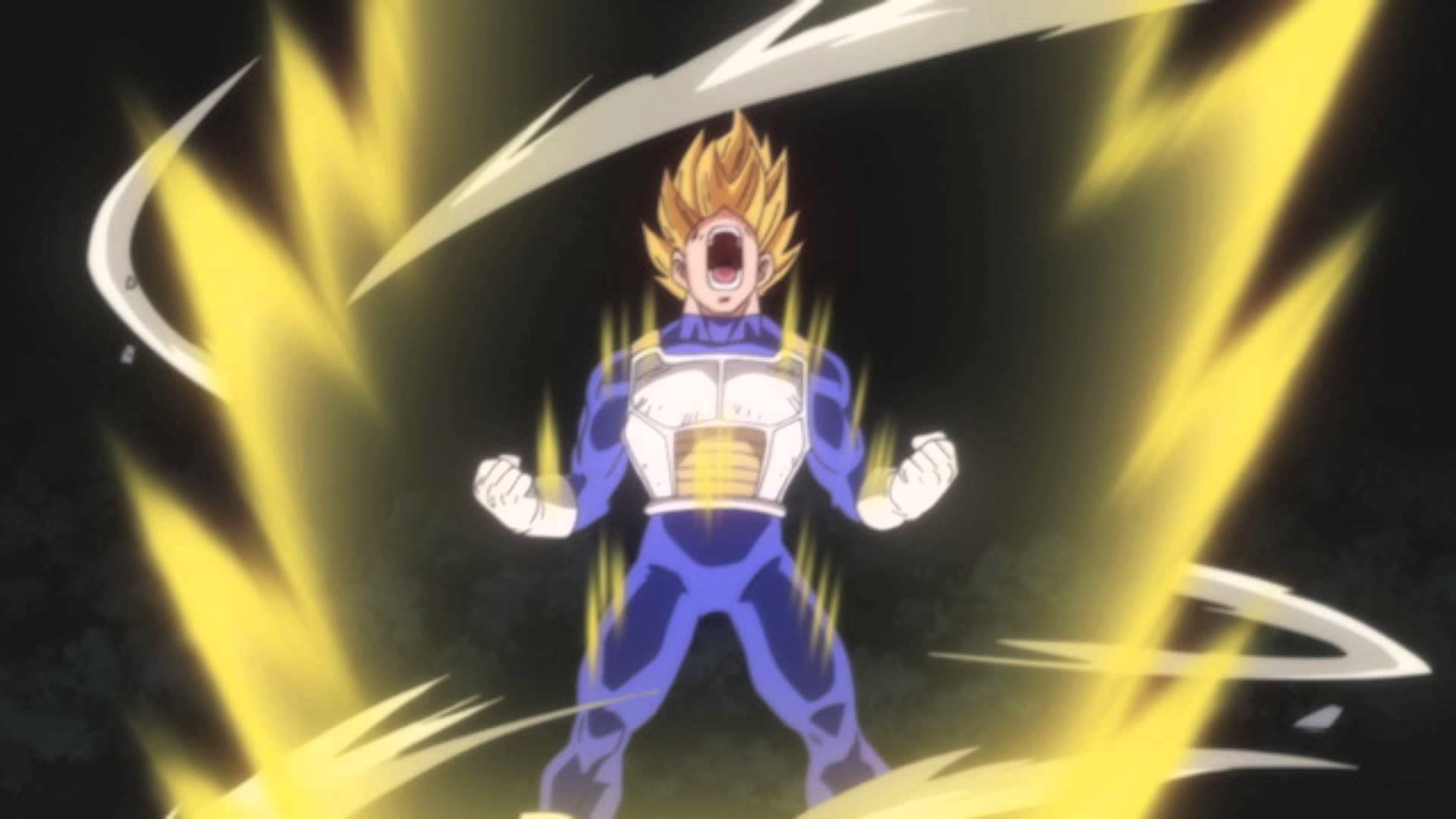 Dragon Ball Z Battle of Gods Soundtrack-Vegeta Enraged