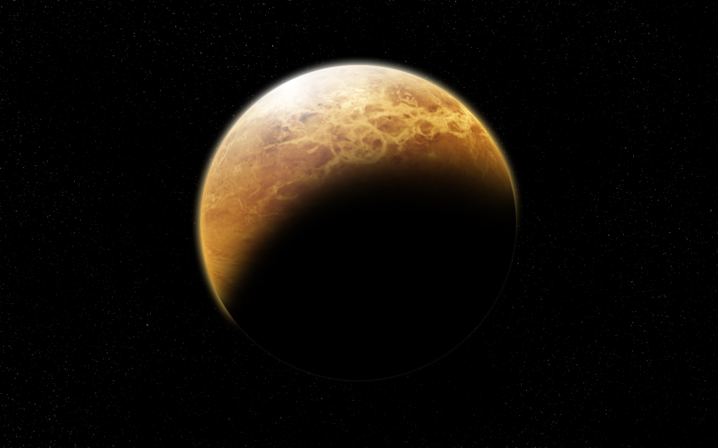 Planet Venus by Basicnewb Planet Venus by Basicnewb