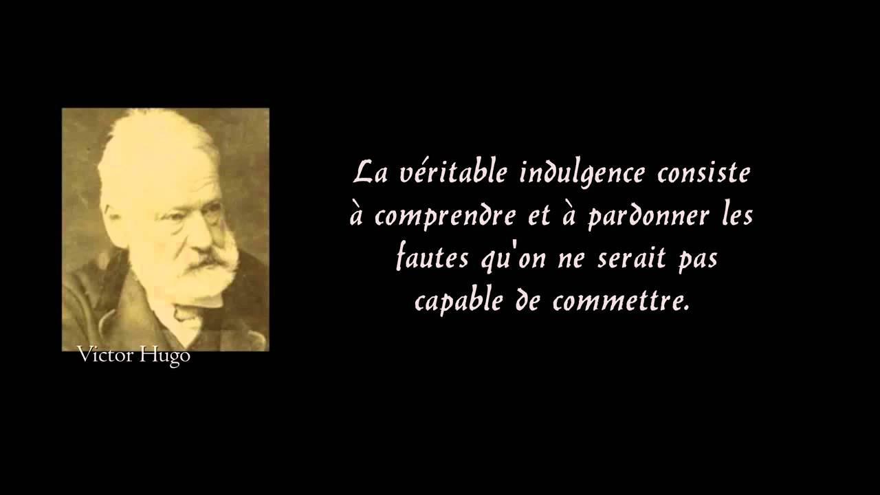 Victor Hugo citations avec une douce musique !! savourez !! by A2STYLE OFFICIAL