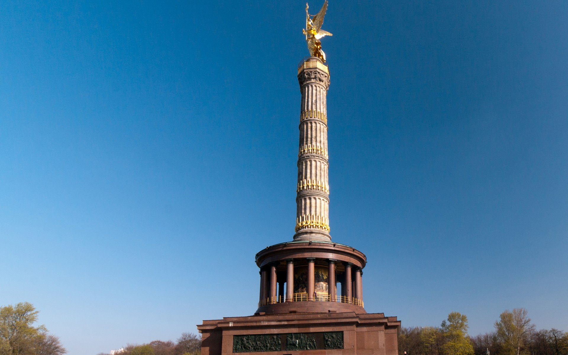 Berlin Victory Column photos, wallpapers
