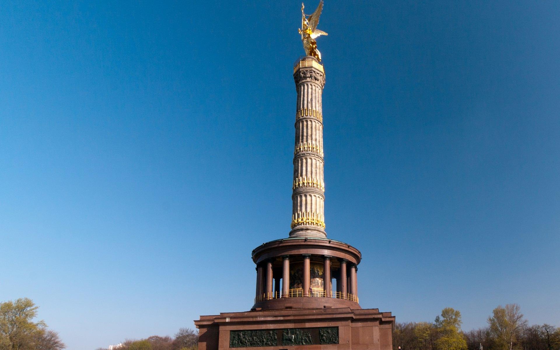 Berlin Victory Column photos, wallpapers