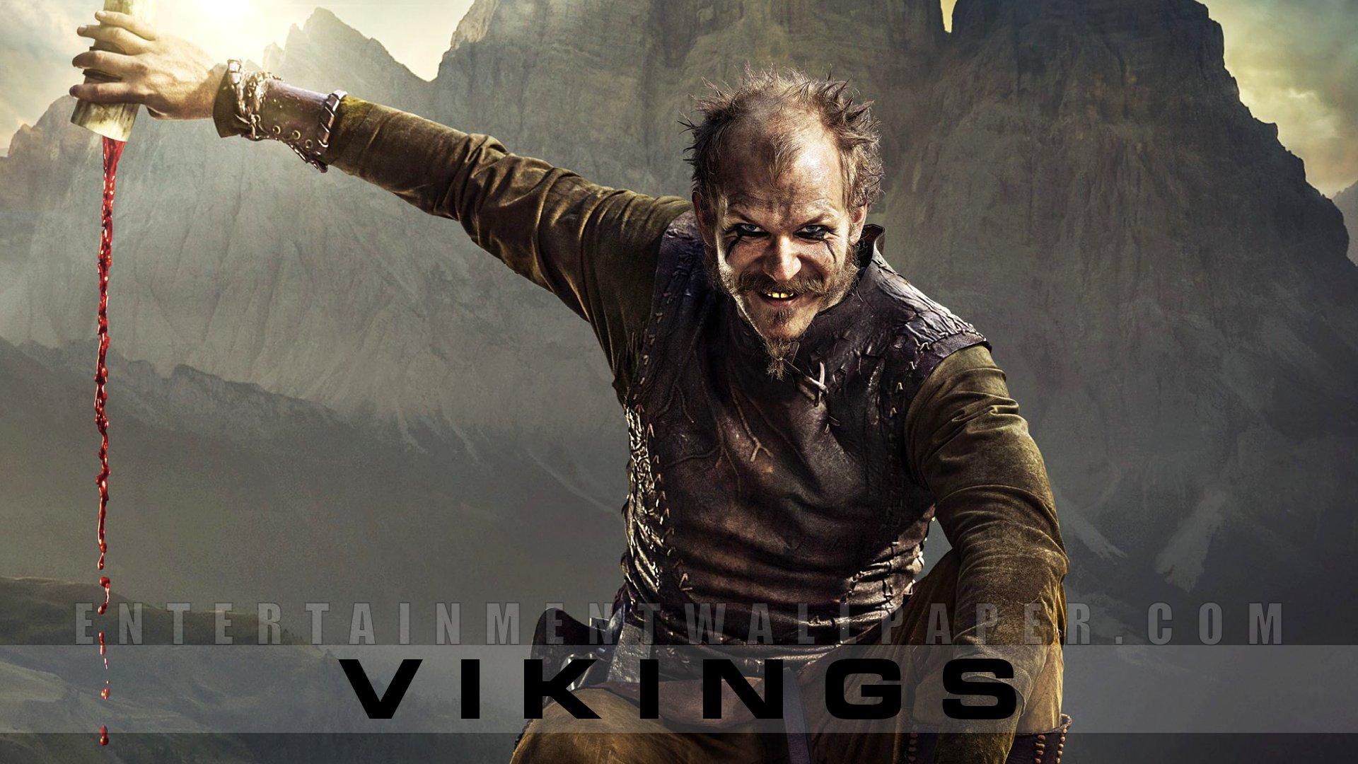 Vikings Wallpaper